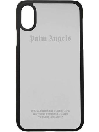 Palm Angels Iphone X Metal Case