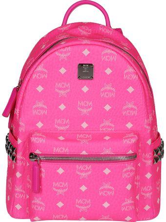MCM Neon Backpack