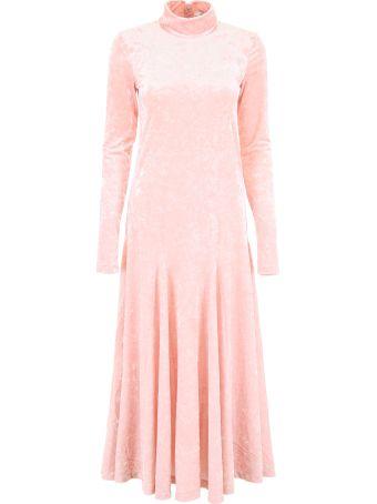 Ganni Velvet Dress