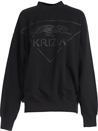 Krizia Printed Sweatshirt