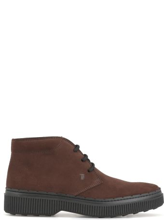 Tod's Leather Desert Boot