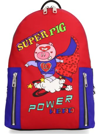 Dolce & Gabbana 'super Pig' Bag