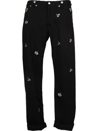 Dior Homme Bee Print Trousers