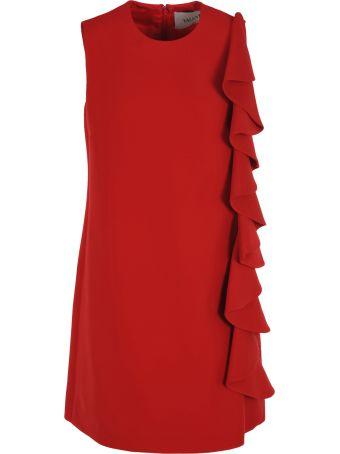 Valentino Ruffled Dress