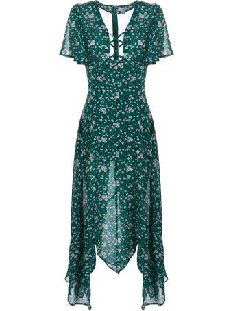 Jovonna Floral Dress