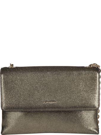 Lanvin Glittery Coating Shoulder Bag