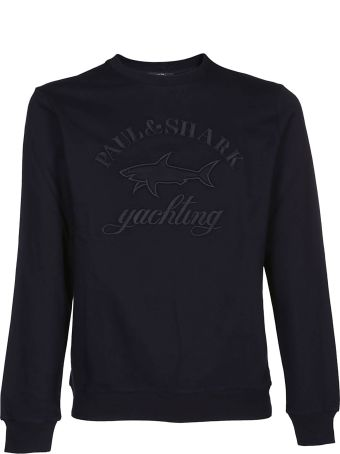 Paul&Shark Embroidered Logo Sweatshirt