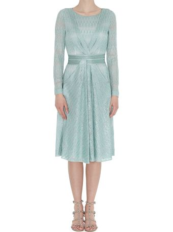 Missoni Crossed Dress