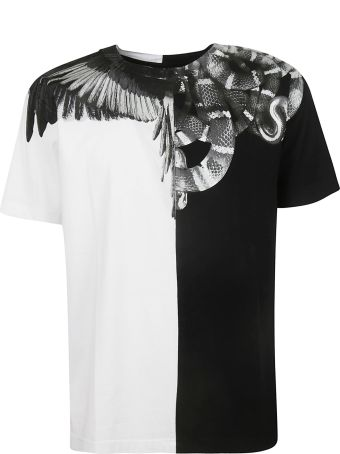 Marcelo Burlon Wings Snake T-shirt