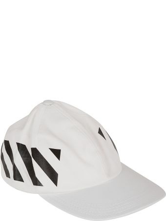Off-White Off White Printed Cap