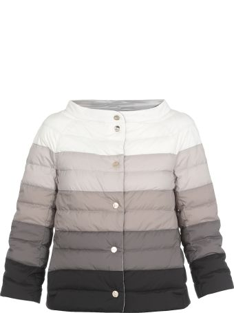 Herno Quilted Reversible Down Jacket