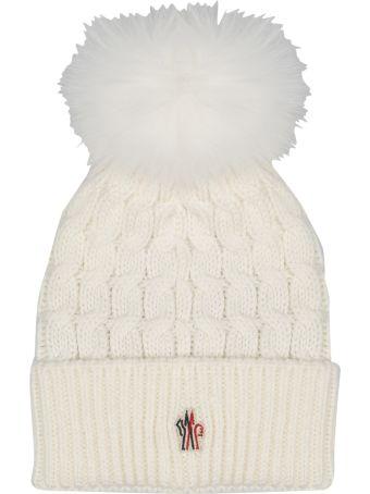 Moncler Grenoble Wool Cap