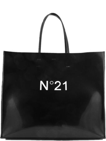 N.21 Black Shopper Bag