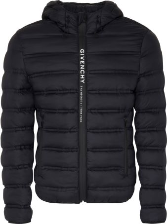 Givenchy Full Zip Padded Jacket