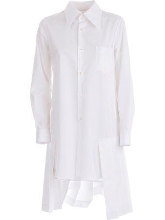 Comme des Garçons Extended-hem Shirt
