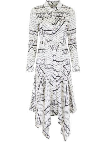 Ganni Bandana Dress