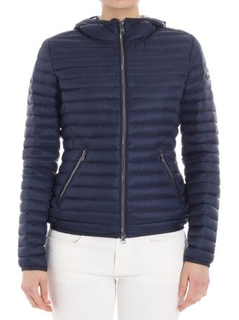 Colmar Punk Hooded Down Jacket