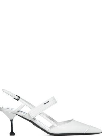Prada Slingback 65 Pumps