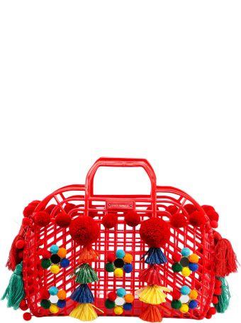 Dolce & Gabbana Handbag Pvc Gomm+ric