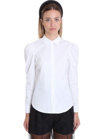 RED Valentino Shirt In White Cotton
