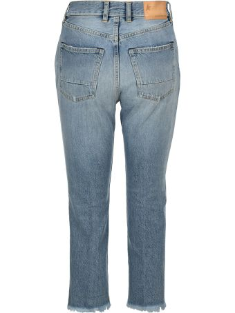 Golden Goose Cropped Jeans