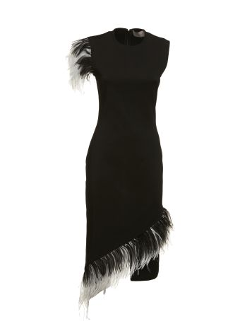 Christopher Kane Feather Dress