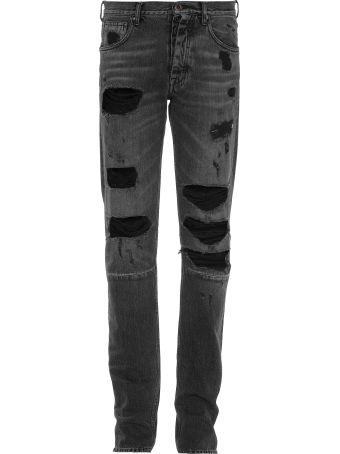 Ben Taverniti Unravel Project Cotton Jeans