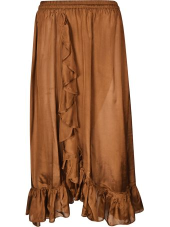 Mes Demoiselles Ruffled Skirt