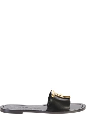 Tom Ford Leather Flats