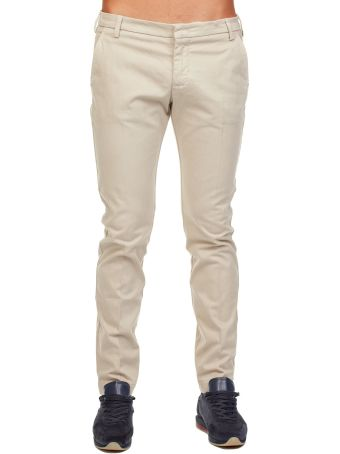 Entre Amis Entre Amis Stretch Cotton Trousers