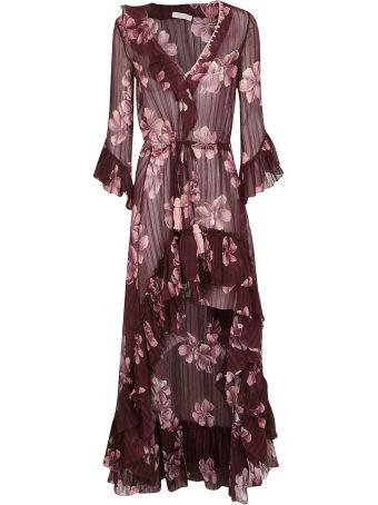 Anjuna Floral Long Dress