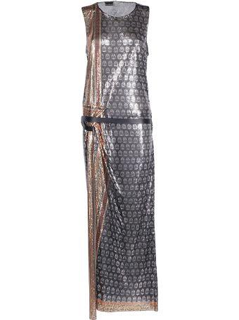 Paco Rabanne Metal Long Dress