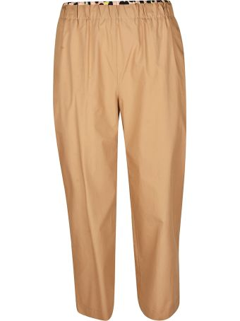 Jucca Cropped Trousers