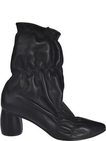 Reike Nen Stitch Detail Ankle Boots