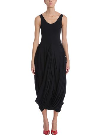 Y/Project Draped Jersey Dress