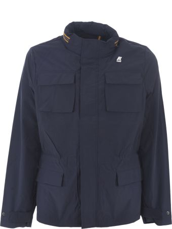 K-Way Multi-pocket Jacket