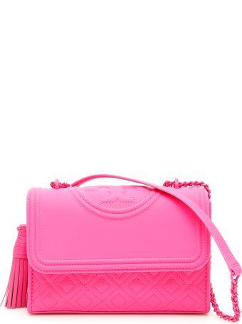 Tory Burch Matte Small Fleming Bag