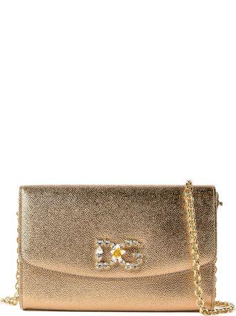 Dolce & Gabbana Logo Crossbody Bag