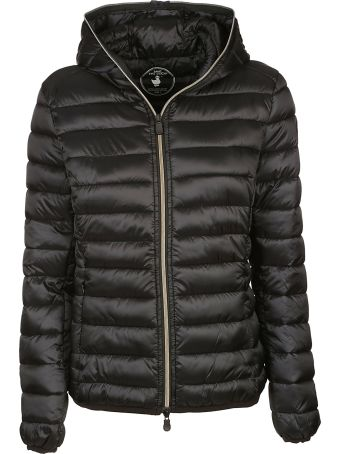 Save the Duck Zip-up Padded Jacket