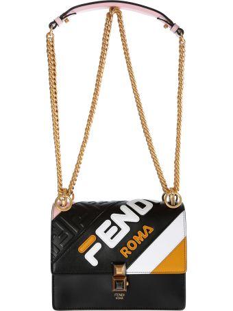 Fendi Small Kan I Shoulder Bag