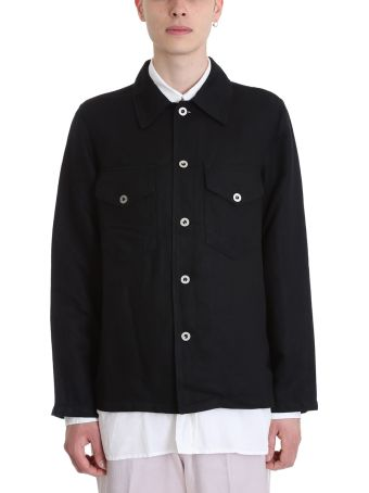 Our Legacy Black Denim Jacket
