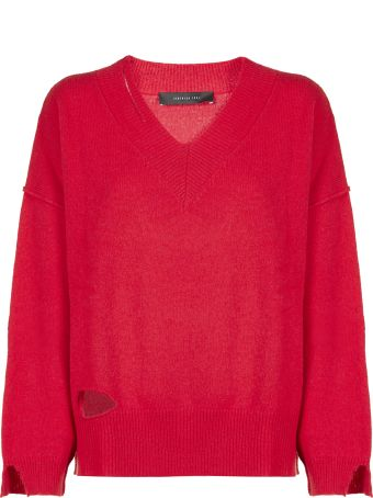 Federica Tosi Cut Out Sweater