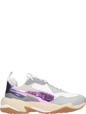Puma Thunder Electric Grey-pink Sneakers