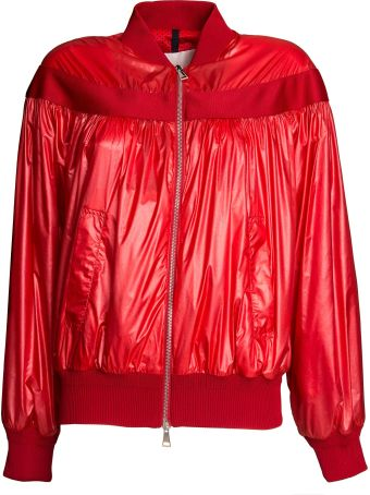 Moncler Genius 2 Moncler 1952 Nassau Jacket In Red
