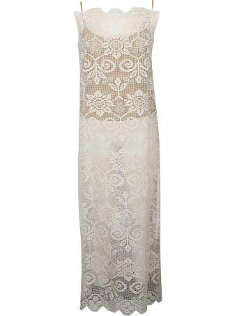 Erika Cavallini Sheer Dress