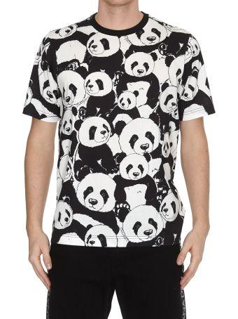Dolce & Gabbana Panda Print T-shirt