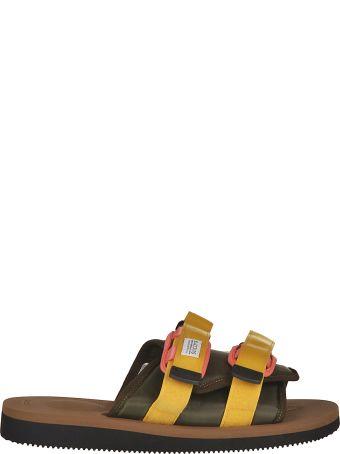 SUICOKE Moto Sandals
