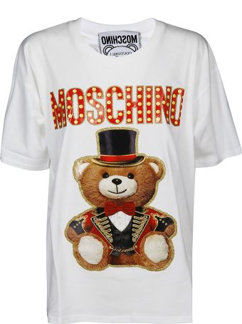 Moschino Teddy Circus T-shirt