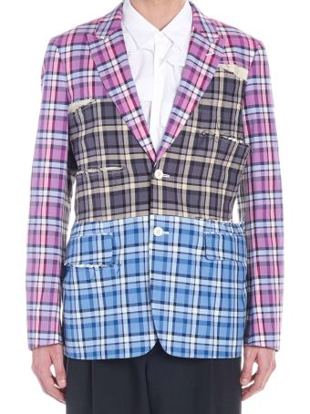 Comme Des Garçons Homme Plus Jacket