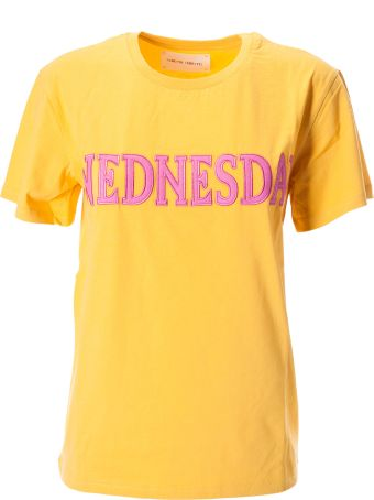 Alberta Ferretti Wednesday Patch T-shirt